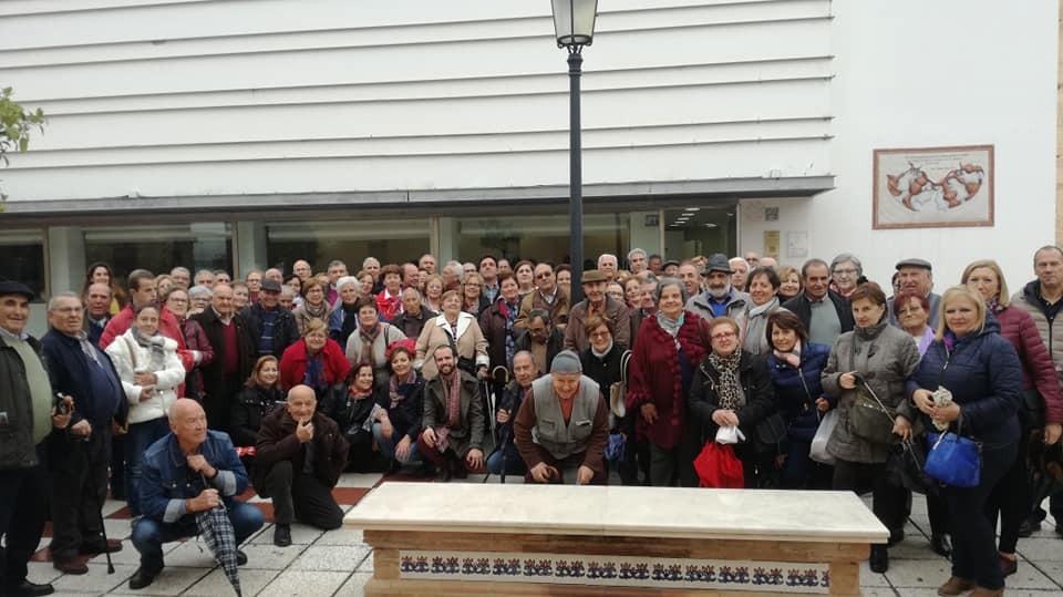 """Más de cien personas participan en la excursión a La Rambla dentro de las actividades programadas por el Ayuntamiento en """"Los Jueves de ocio"""" 1"""