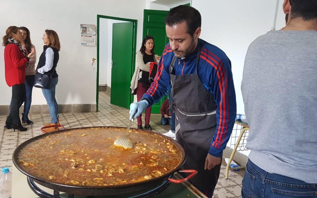 Fuente Obejuna celebra Santa Cecilia un año más, con su tradicional chocolatada con churros y una gran paella 1