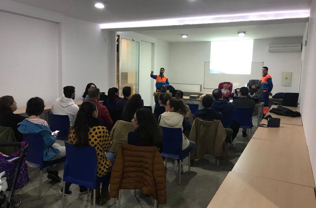 Treinta personas participan en el taller infantil de primeros auxilios impartido en Fuente Obejuna 1