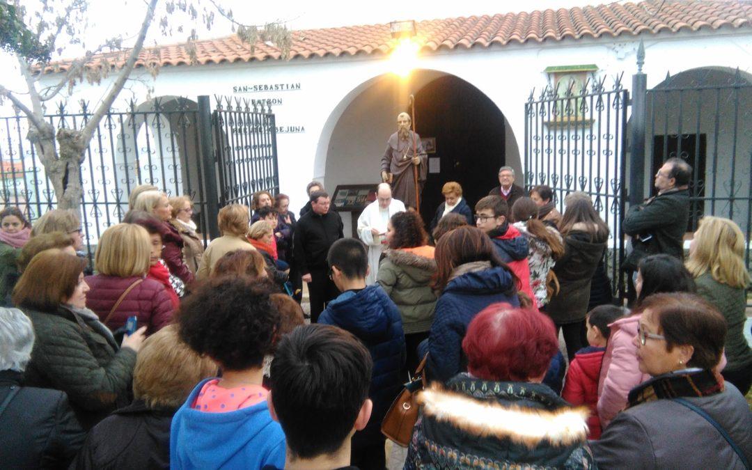 Bendición de animales 2019 en Fuente Obejuna para conmemorar la festividad de San Antón 1