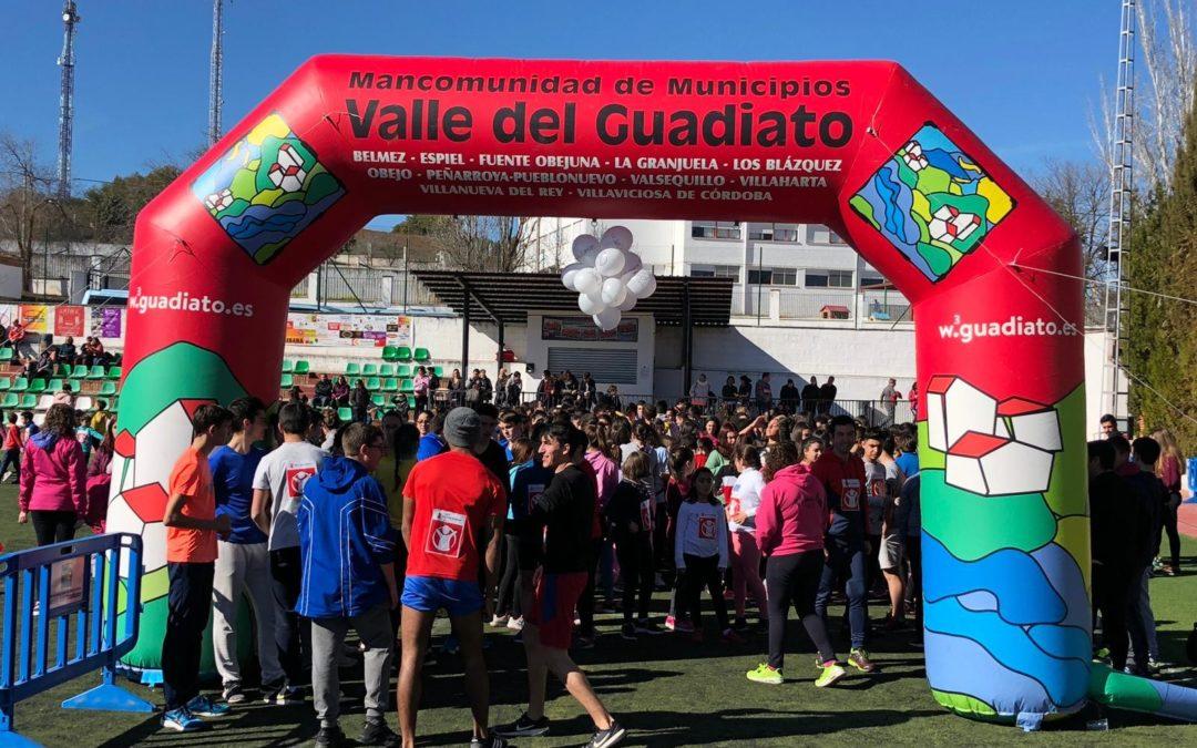 """Un año más se celebra en Fuente Obejuna la carrera solidaria con gran éxito bajo el lema """"correr sin miedo y no por miedo"""" 1"""