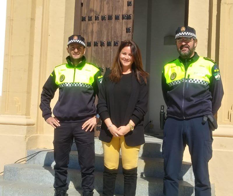 Fuente Obejuna cuenta ya con un nuevo Policía Local 1