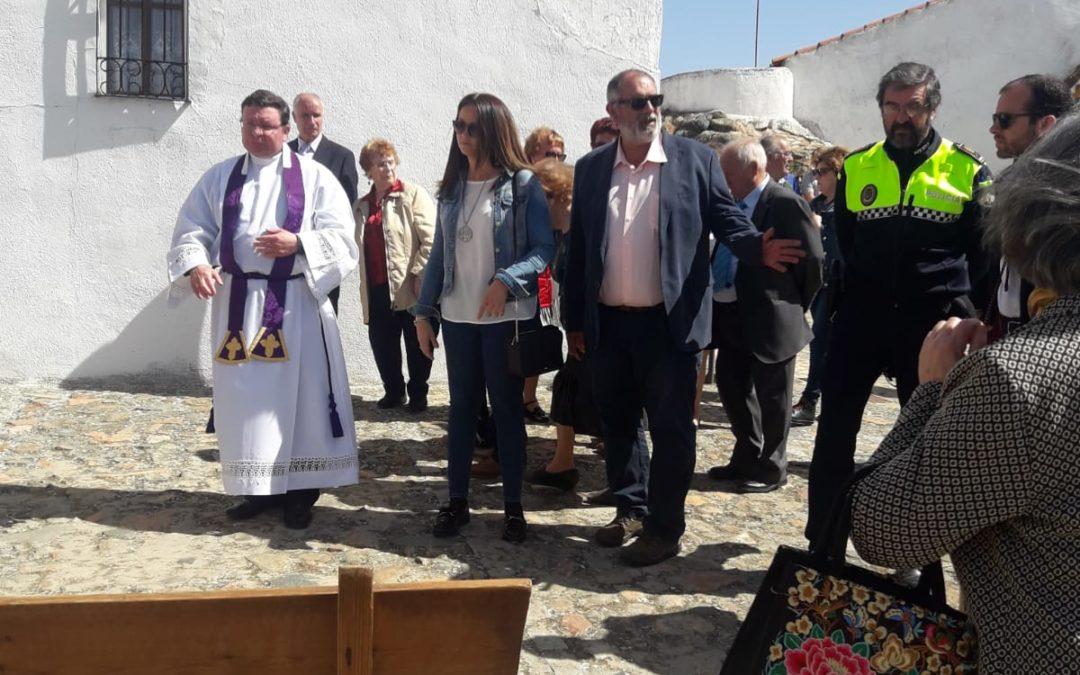 El buen tiempo acompaña la celebración de la Romería de San José en Cañada del Gamo 1