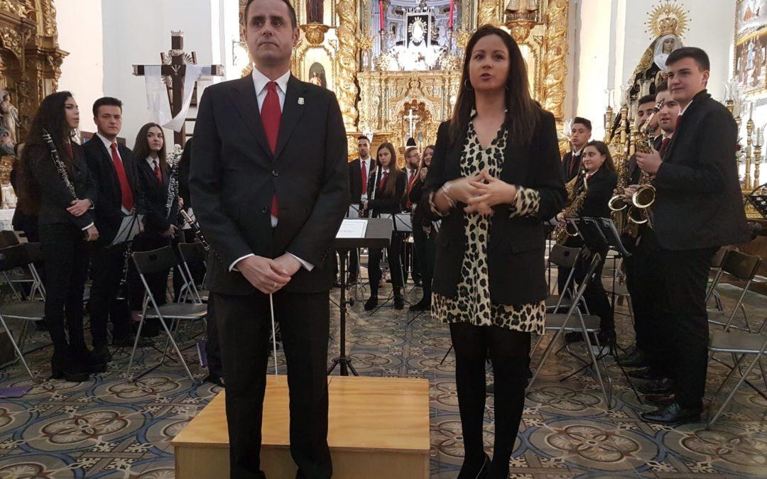 Celebrado el concierto extraordinario de Semana Santa 2019 en la Iglesia de San Francisco de Fuente Obejuna 1