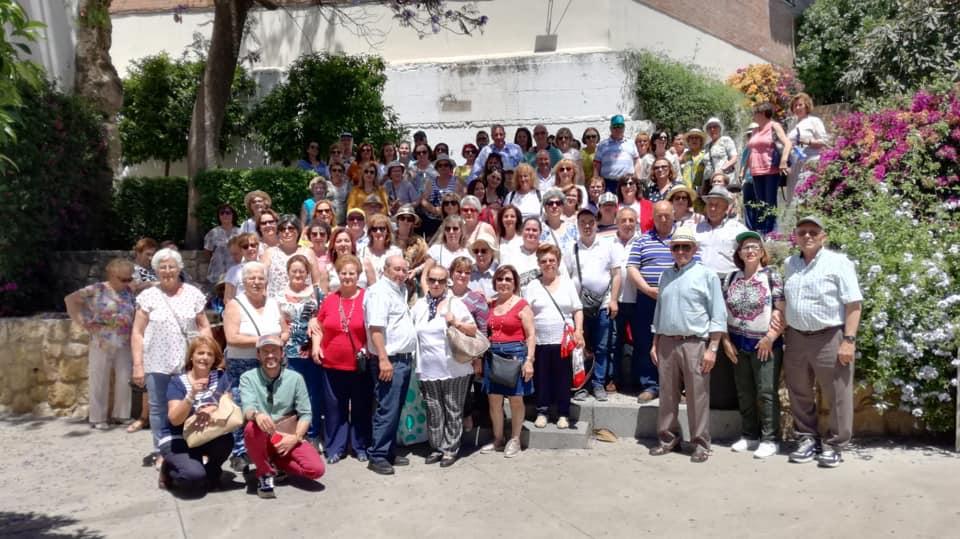 Fuente Obejuna visita los patios de Córdoba en una excursión que contó con una gran participación 1