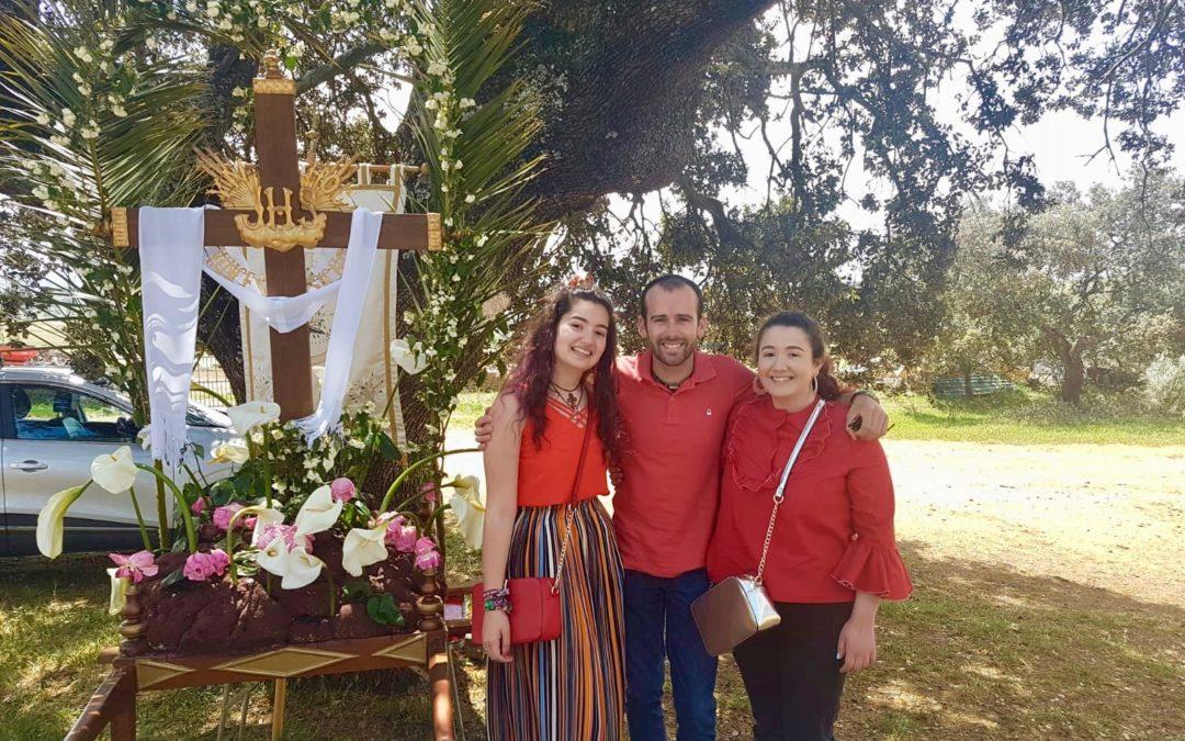 Celebradas la Fiesta de la Cruz en Los Pánchez y El Porvenir así como la Romería de la Cruz en Alcornocal con un tiempo excelente 1
