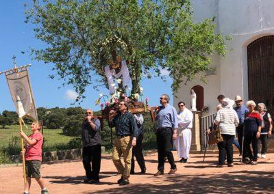 Celebradas la Fiesta de la Cruz en Los Pánchez y El Porvenir así como la Romería de la Cruz en Alcornocal con un tiempo excelente 2