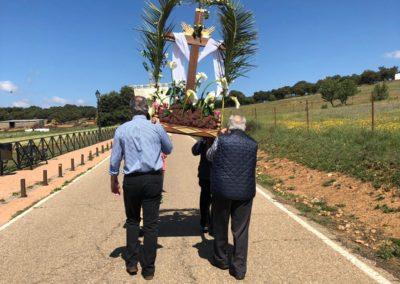 Celebradas la Fiesta de la Cruz en Los Pánchez y El Porvenir así como la Romería de la Cruz en Alcornocal con un tiempo excelente 4