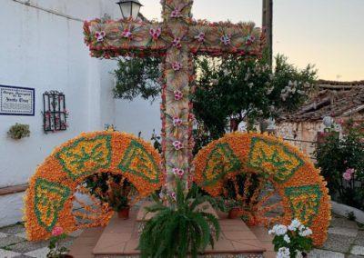 Celebradas la Fiesta de la Cruz en Los Pánchez y El Porvenir así como la Romería de la Cruz en Alcornocal con un tiempo excelente 10