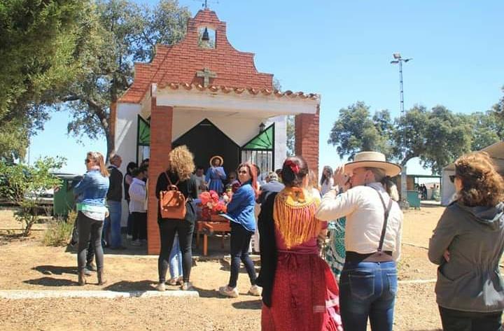 Las aldeas mellarienses Ojuelos Bajos y Cuenca celebran sus romerías 2019 en honor a S. Isidro 1