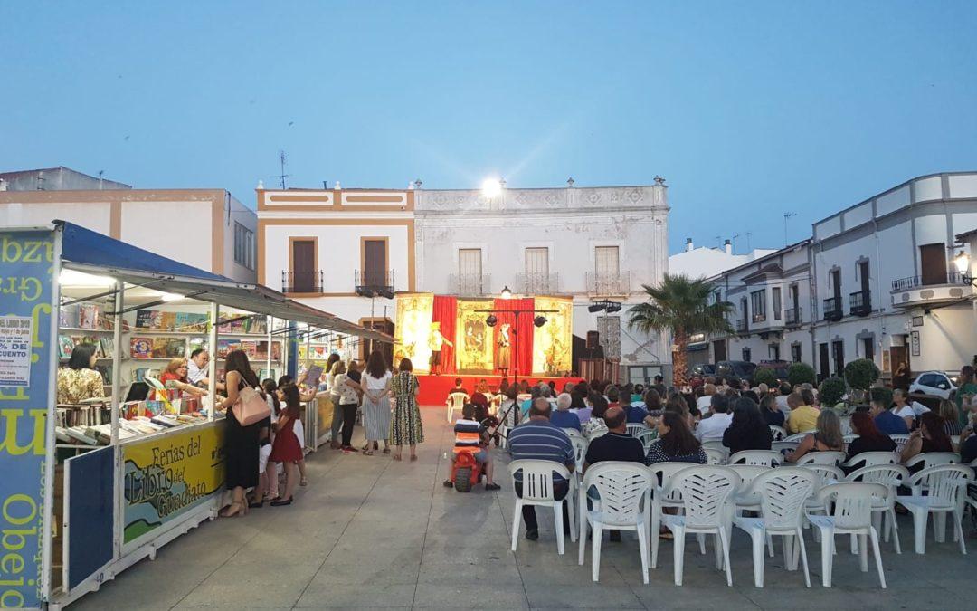 Celebrada con gran éxito la Feria del Libro 2019 en Fuente Obejuna 1