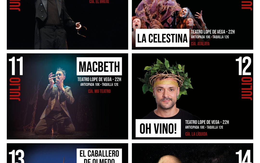 IV Festival de Teatro Clásico  2