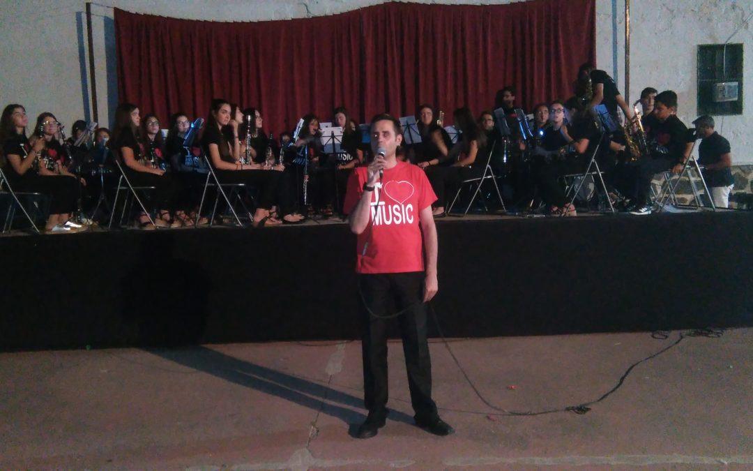 La Escuela Municipal de Música ofreció su audición musical de final de curso 2019 en el Colegio San Sebastián 1