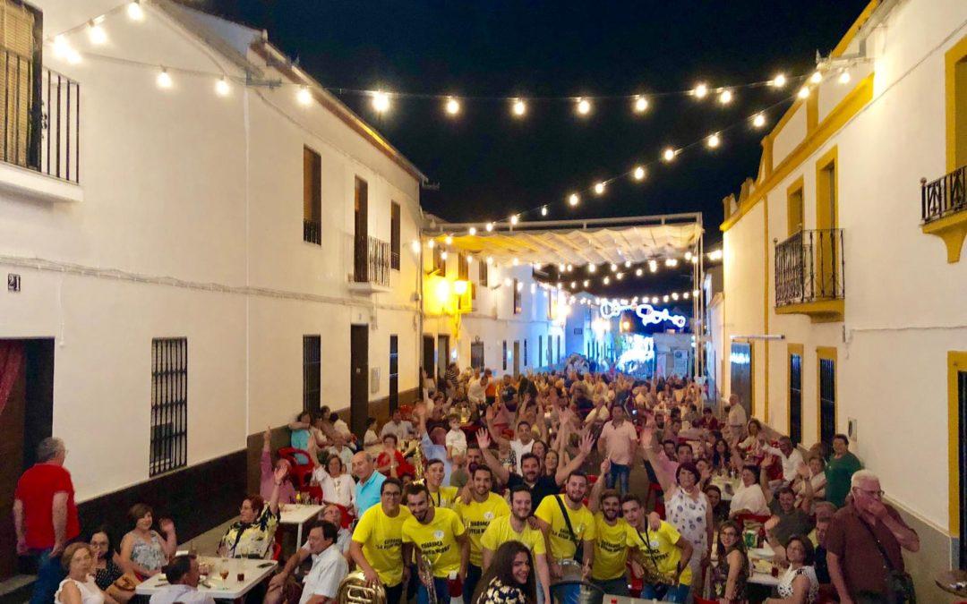Celebrada la Feria de San Pedro 2019 en la aldea mellariense de Posadilla 1