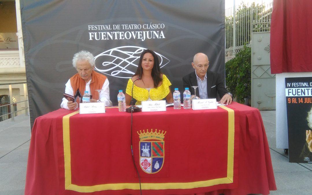 Comienza la cuarta edición del Festival de Teatro Clásico Fuenteovejuna 1