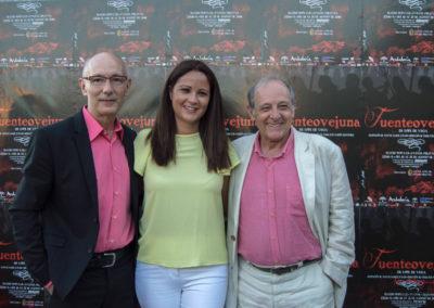 Acto de apertura I Festival de Teatro 2016 7
