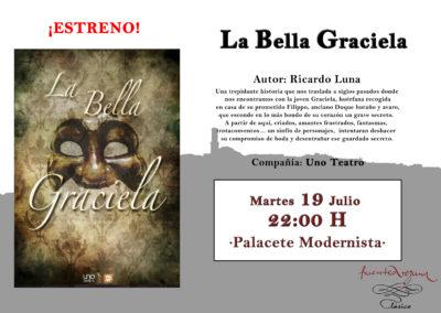 Carteles I Festival Teatro 2016 2