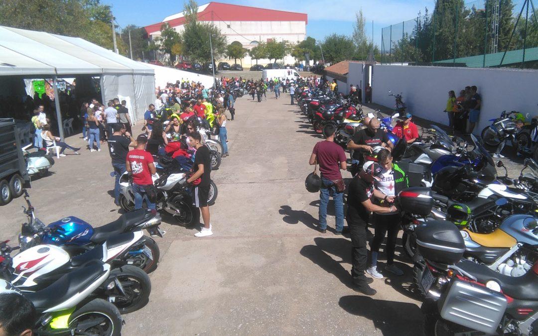 El Motoclub Fuente Obejuna celebra su tercera concentración motera con gran éxito 1