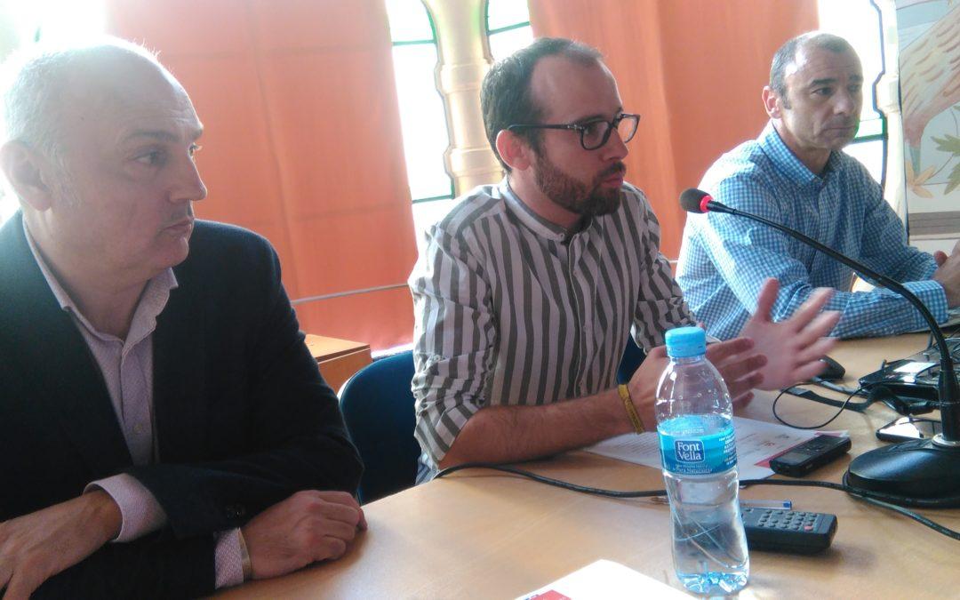 Celebrada en el Palacete Modernista de Fuente Obejuna una jornada sobre cooperativismo 2