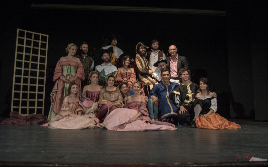 """Día 4 """" I Festival de Teatro 2016"""" 1"""