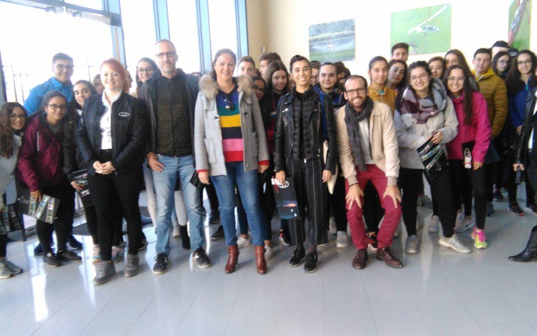 Fuente Obejuna celebra el Día Mundial de los Materiales con la presencia de la investigadora mellariense Marta Mohedano Sánchez 1