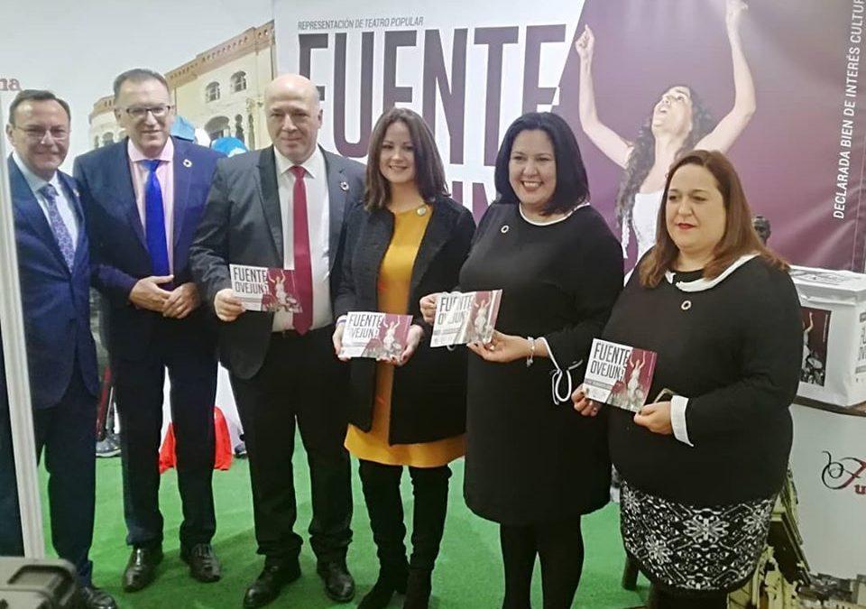 """Fuente Obejuna participa en la Feria de los Municipios 2019 apostando por """"Fuenteovejuna 2020"""" 1"""