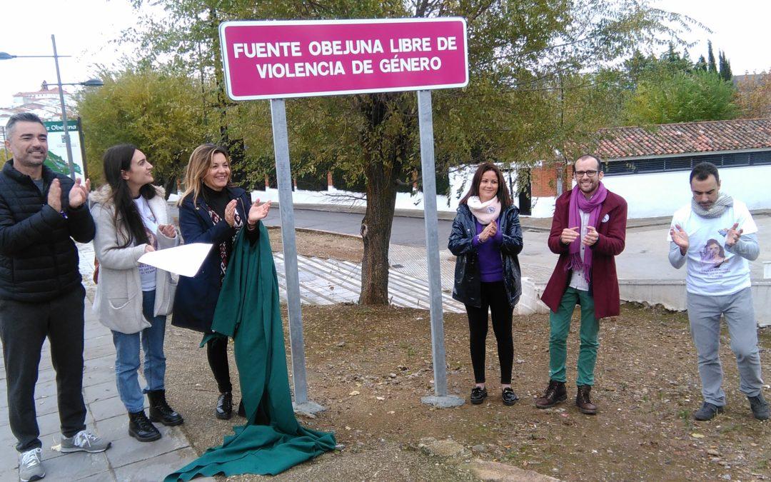 Fuente Obejuna celebra un año más el Día contra la Violencia de Género 1