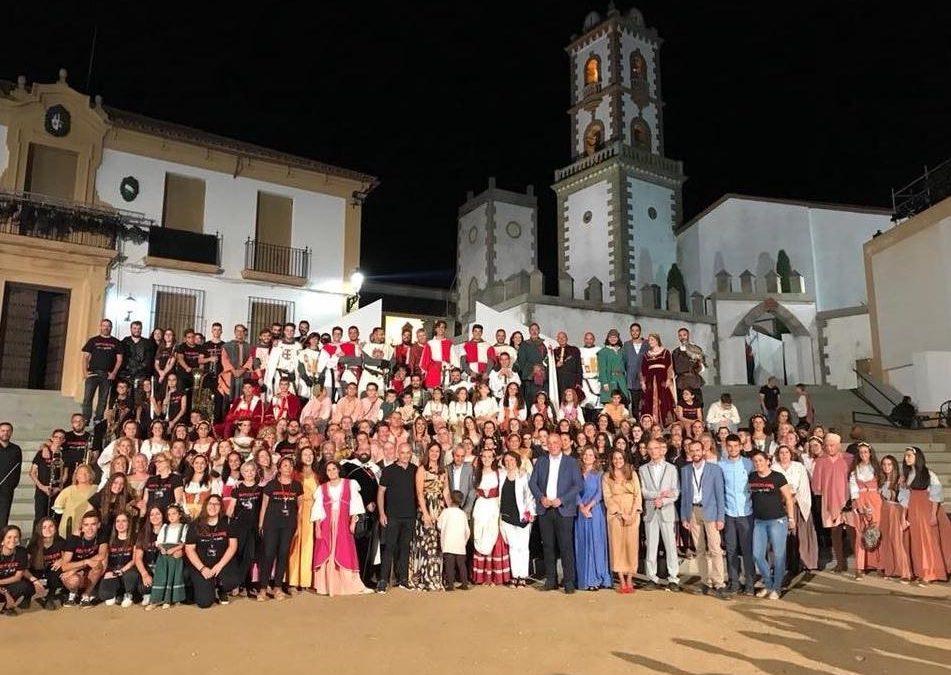 """La representación popular de """"Fuenteovejuna"""" en Fuente Obejuna ha sido el principal argumento para conseguir la Declaración de Bien de Interés Cultural (BIC) 1"""
