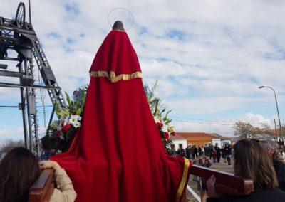 El Porvenir celebra Santa Bárbara, Patrona de los Mineros, en este 2019 3