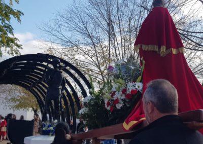 El Porvenir celebra Santa Bárbara, Patrona de los Mineros, en este 2019 4