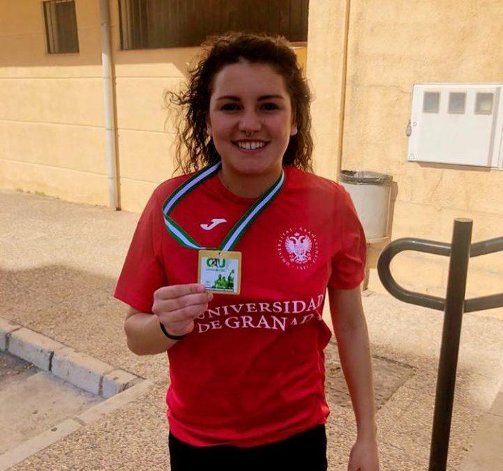 La deportista mellariense Ángela Rodríguez se proclama Campeona de Andalucía de Futbol Sala Femenino y disputará el Campeonato de España en Segovia 1