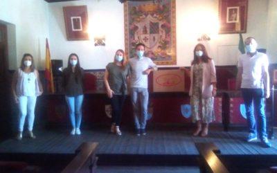 La empresa mellariense ELA AVIACIÓN dona 2000 mascarillas al Ayuntamiento de Fuente Obejuna