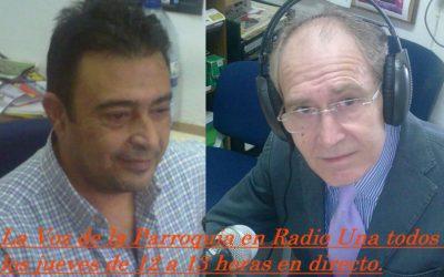 Sebastián Rufo, colaborador de Radio Una, deja consternados a los melarienses tras su fallecimiento.