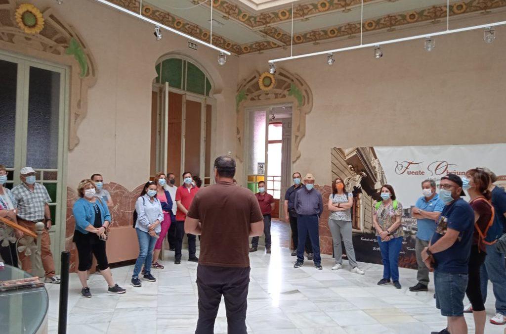 Celebrada una Jornada para conocer el Patrimonio Natural en Fuente Obejuna en la que participan 30 personas