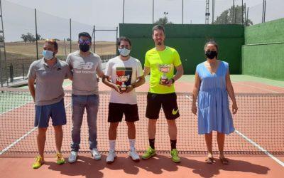 José Carlos Torres ha sido el ganador del Torneo de Tenis Villa de Fuente Obejuna