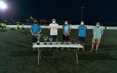 El equipo de futbol-7 de Autoescuela Fuente Obejuna se proclama vencedor del Torneo de verano disputado en Fuente Obejuna