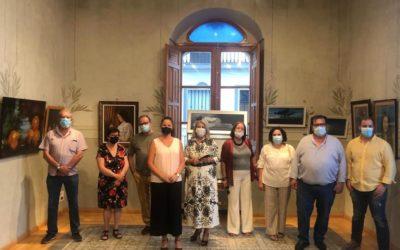 La segunda exposición MELLARIARTE en Fuente Obejuna cuenta con obras de diecisiete artistas de la localidad